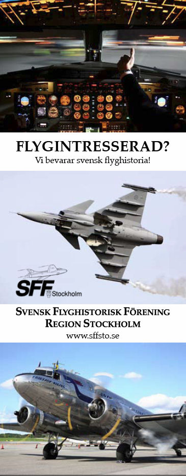 SFF Stockholm Roll Up.